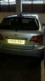 Mercedes benz bclass