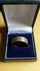 9 carat gold handmade ring