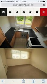 2 bed first floor apartment to let