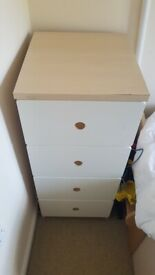 Chest drawers - Free (House Clearance)