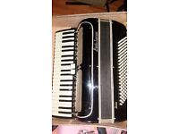 accordion 120 bass paolo soprani BASS*****GOOD CONDITION , GOOD PLAY*****