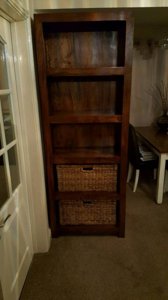 Next dakota bookcase