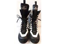 Adidas Tygun 2 Boxing Boots (Size UK 4 1/2)
