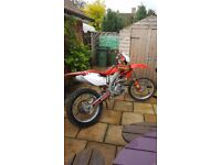 HONDA CRF450R ROAD LEGAL/SWAPS