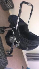 Silver cross pram good con
