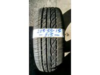 205-55-15 Infinity Inf-040 88V 7mm Part Worn Tyre