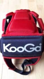 Child's Kooga Rugby Scrum Cap