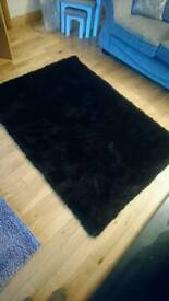 Black Mat / Rug