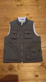 Boys M&S Gilet Bodywarmer aged 9-10 years. Great condition