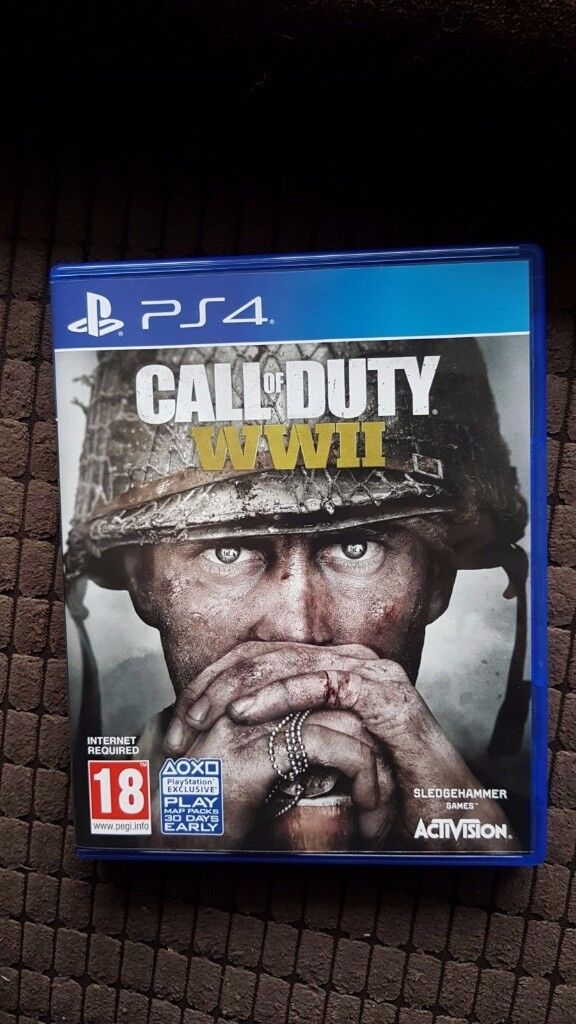 Call of Duty: WW2 for PS4