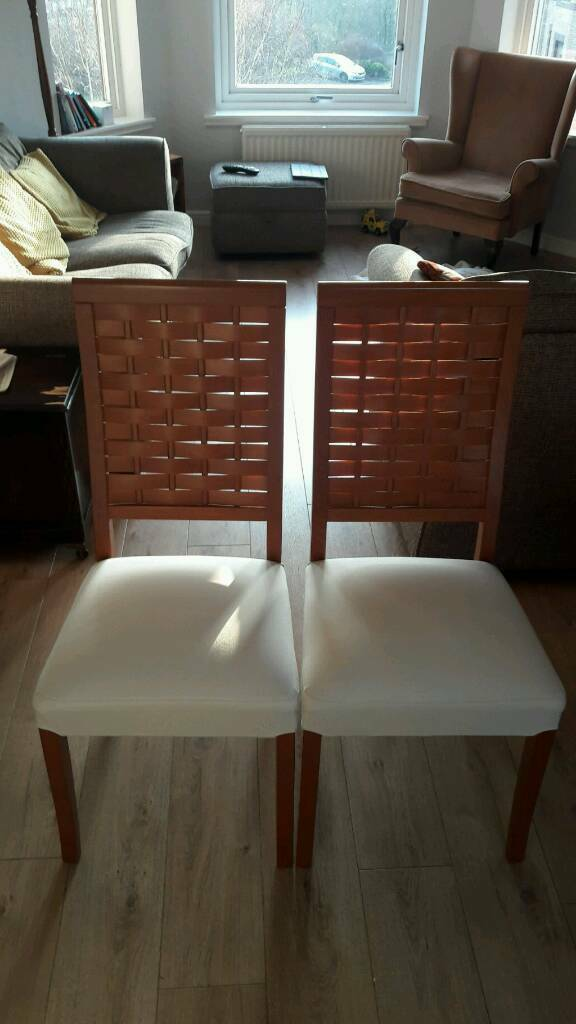 6 dining room chairs for sale | in Clarkston, Glasgow | Gumtree