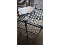 Lakeland Dry Soon Deluxe 2 Tier Heated Airer Clothes Drier Rack