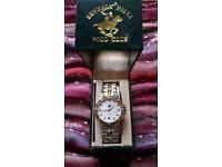 Ladies 'Polo Club' watch