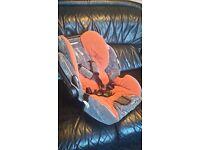 RECARO car seat 0-13 kg
