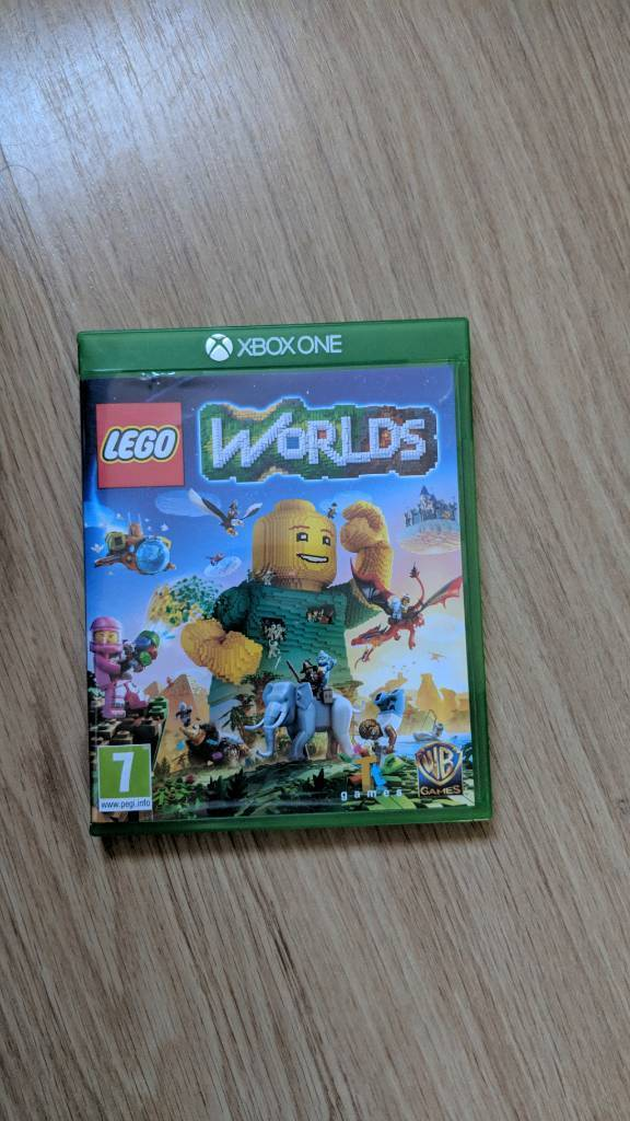 Xbox one Lego worlds game | in Pinxton, Nottinghamshire ...