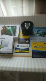 Massive bundle, smartwatch and tablet included