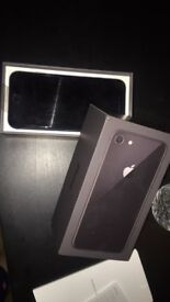 Brand new iphone 8 black