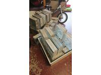 Glass blocks / glass bricks
