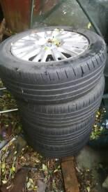 Rover wheel/alloys 5x100