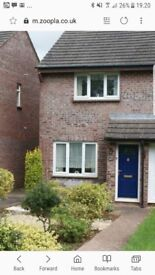 To rent 2 bed semi detached house in Alphington, Exeter