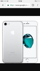 iPhone 7 grey 32gb