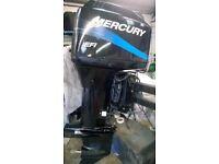 Mercury 150hp EFI 2004 Spares or Repairs Outboard Speed Boat Rib Boat