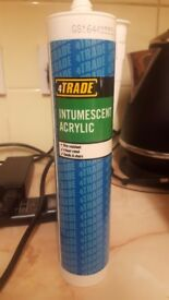 4 trade intumescent acrylic
