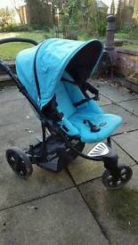 Britax B-Smart Stroller With Rain Cover