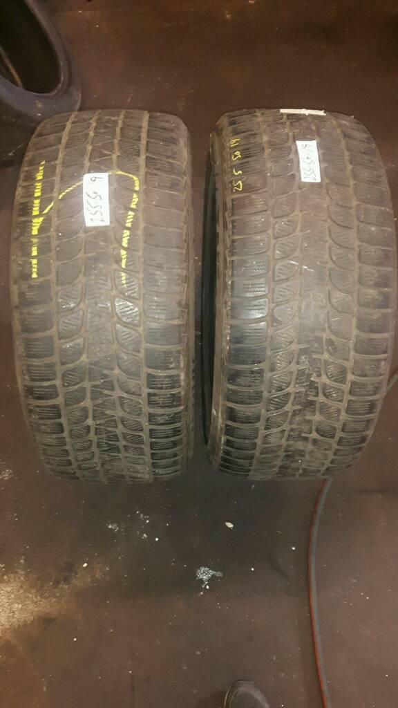 Part worn tyres 225/50/R19