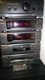 Sony hi fi and surround