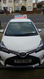Raja Driving instructors - Driving School- Reliable manual & Auto lessons - block booking discount