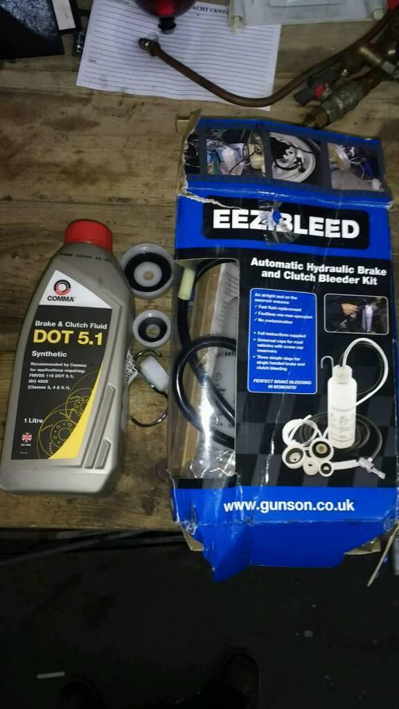 Gunson eezebleed kit