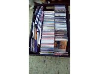 OVER 100 ROCK AND POP CD,S