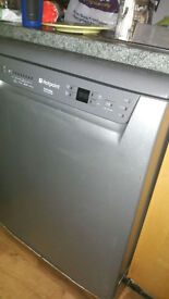 HOTPOINT FUTURA DISHWASHER - FOR SPARES OR REPAIRS