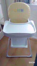 Baby highchair / high chair