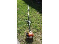 Stihl HL 100 Long Reach Hedge Cutter