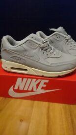 098e2b52458 Nike Air max 90 Serpent Grey Air force 1 95 Size 7.5 Adidas ralph lauren air
