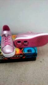 Official girls heelys