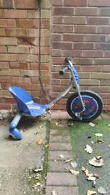 Razor 3 wheeled bike
