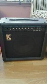 Kustom Kla40 Guitar Amp