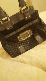 Genuine Designer Guess Handbag- genuine authentic designer handbag for Women