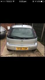 Vauxhall Corsa 1.0cc