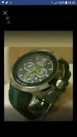 Gucci Pentagon watch