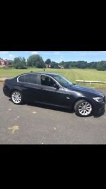 BMW 318D EXCLUSIVE EDITION TOP SPEC