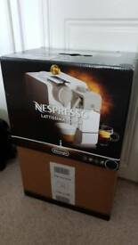 Nespresso Lattissima Touch Black *NEW*