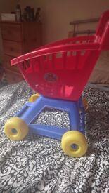 Toy trolley