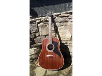 EKO 6 string rare vintage acoustic guitar