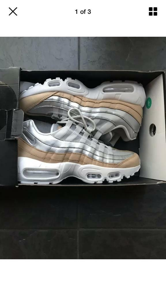 new arrival 33d4d 0e143 Nike airmax 95 size 5 100%authentic | in Bournemouth, Dorset | Gumtree