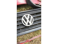 VW MK 2 Golf Front grill badge