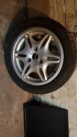 L@@K Smart for two rear alloy
